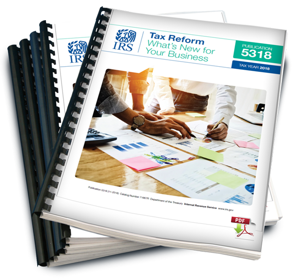 irs-tax-reform-whats-new-for-your-business-pub5318-cover